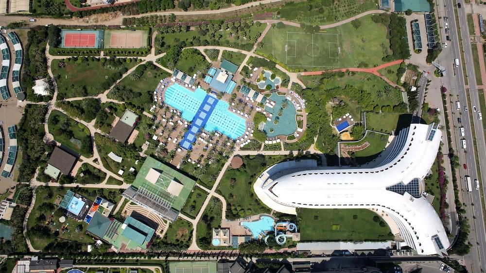 콩코드 드 럭스 리조트 - 올 인클루시브(Concorde De Luxe Resort - All Inclusive) Hotel Image 30 - Aerial View