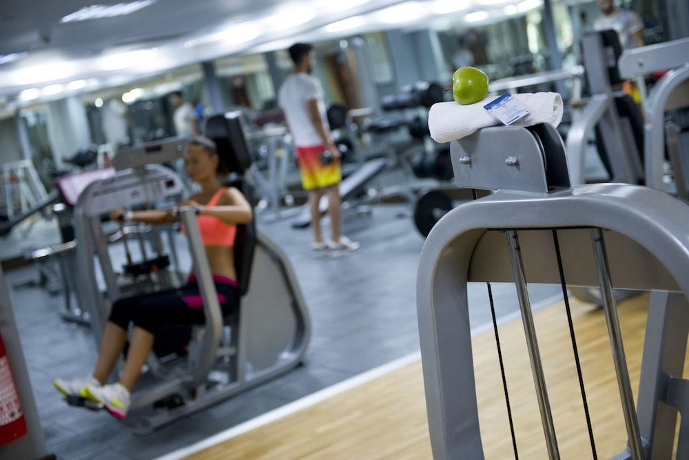 콩코드 드 럭스 리조트 - 올 인클루시브(Concorde De Luxe Resort - All Inclusive) Hotel Image 34 - Gym