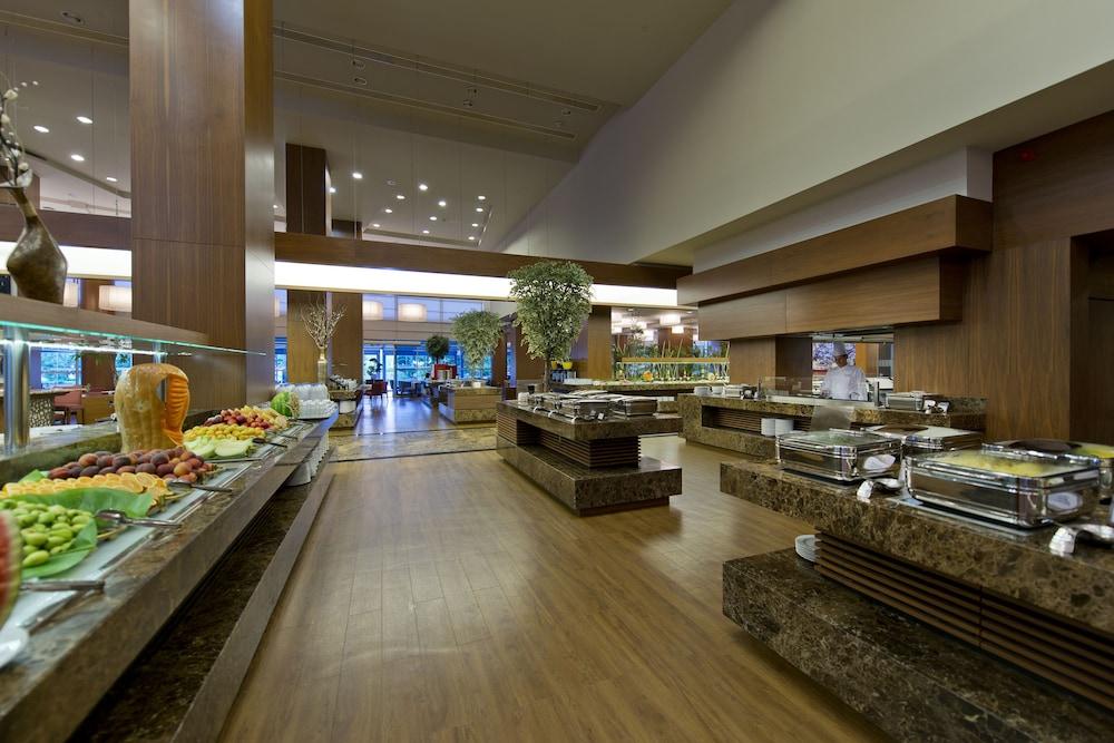콩코드 드 럭스 리조트 - 올 인클루시브(Concorde De Luxe Resort - All Inclusive) Hotel Image 50 - Buffet