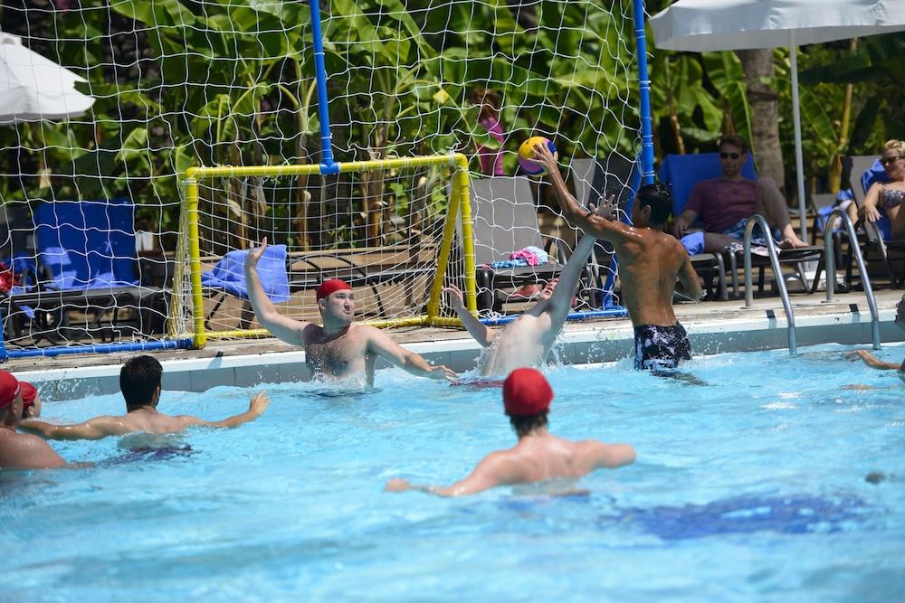 콩코드 드 럭스 리조트 - 올 인클루시브(Concorde De Luxe Resort - All Inclusive) Hotel Image 32 - Outdoor Pool