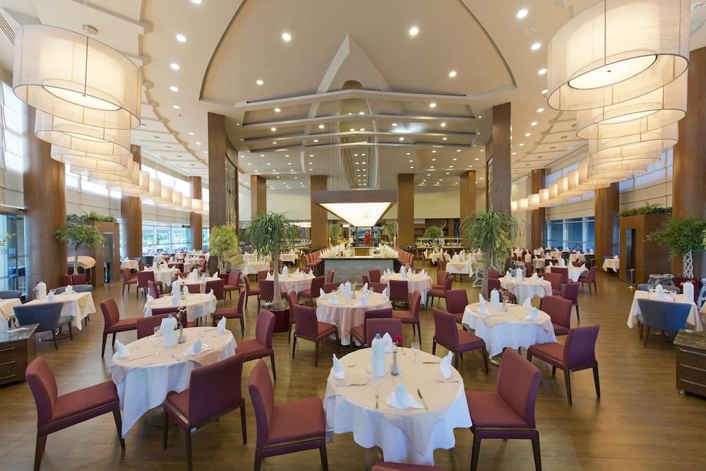 콩코드 드 럭스 리조트 - 올 인클루시브(Concorde De Luxe Resort - All Inclusive) Hotel Image 45 - Restaurant