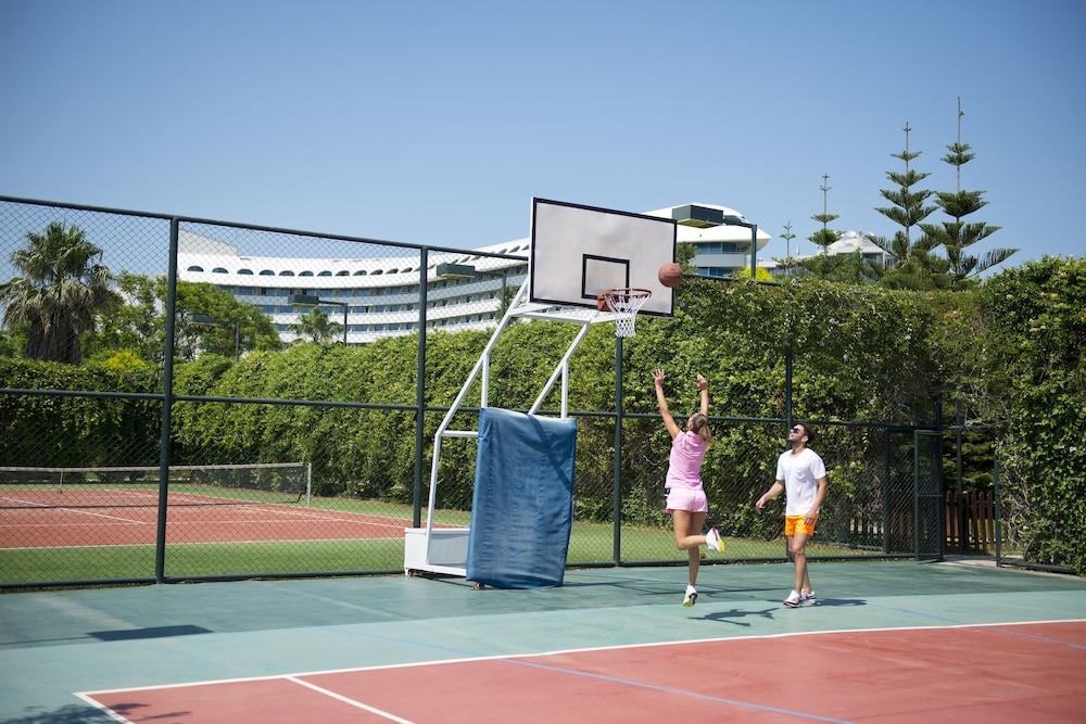 콩코드 드 럭스 리조트 - 올 인클루시브(Concorde De Luxe Resort - All Inclusive) Hotel Image 42 - Basketball Court