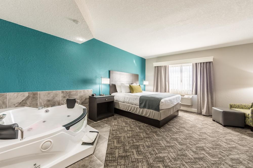 베스트 웨스턴 플러스 세바스티앙 호텔 & 스위트(Best Western Plus Sebastian Hotel & Suites) Hotel Image 18 - Guestroom