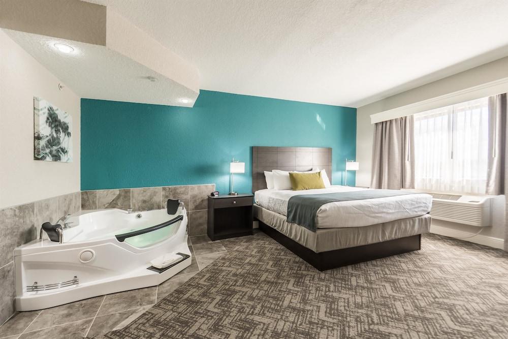 베스트 웨스턴 플러스 세바스티앙 호텔 & 스위트(Best Western Plus Sebastian Hotel & Suites) Hotel Image 23 - Guestroom