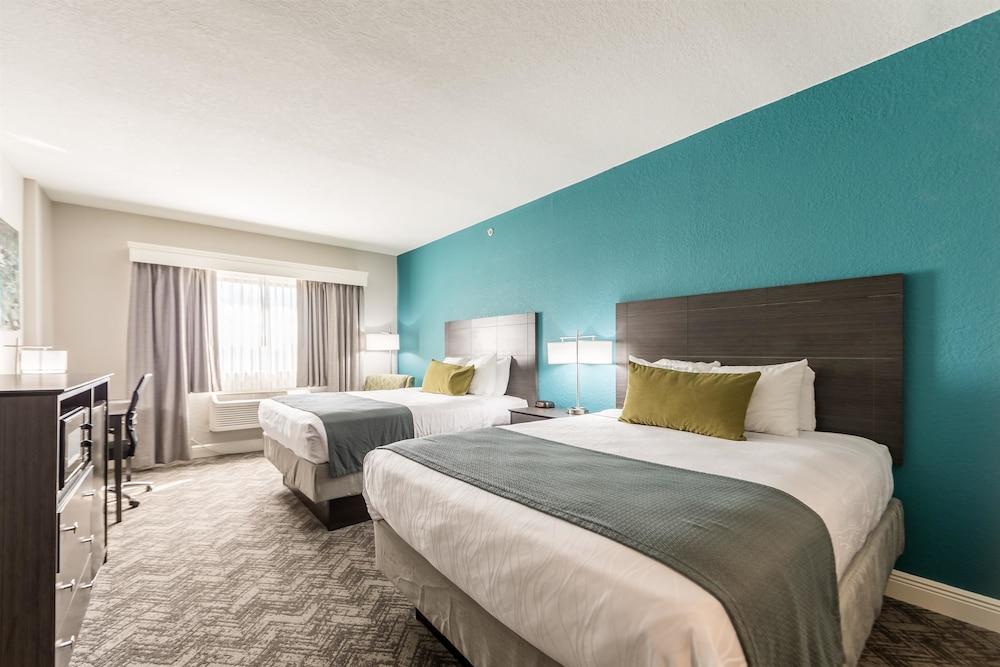베스트 웨스턴 플러스 세바스티앙 호텔 & 스위트(Best Western Plus Sebastian Hotel & Suites) Hotel Image 26 - Guestroom