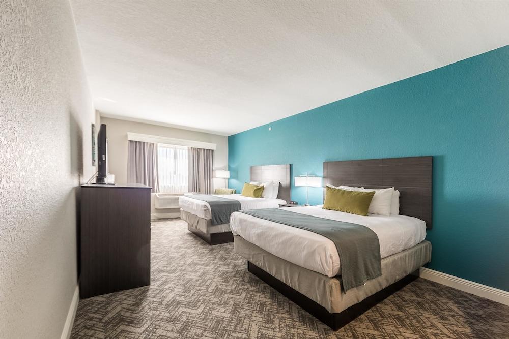 베스트 웨스턴 플러스 세바스티앙 호텔 & 스위트(Best Western Plus Sebastian Hotel & Suites) Hotel Image 28 - Guestroom