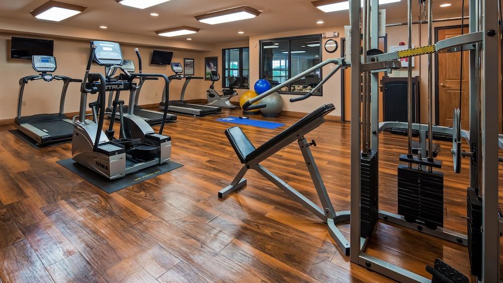 베스트 웨스턴 프리미어 브리지우드 리조트 호텔(Best Western Premier Bridgewood Resort Hotel) Hotel Image 30 - Fitness Facility