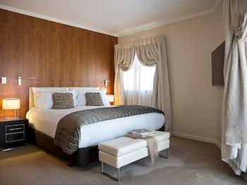 Luxury Oda, 1 En Büyük (king) Boy Yatak, Balkon, Manzara