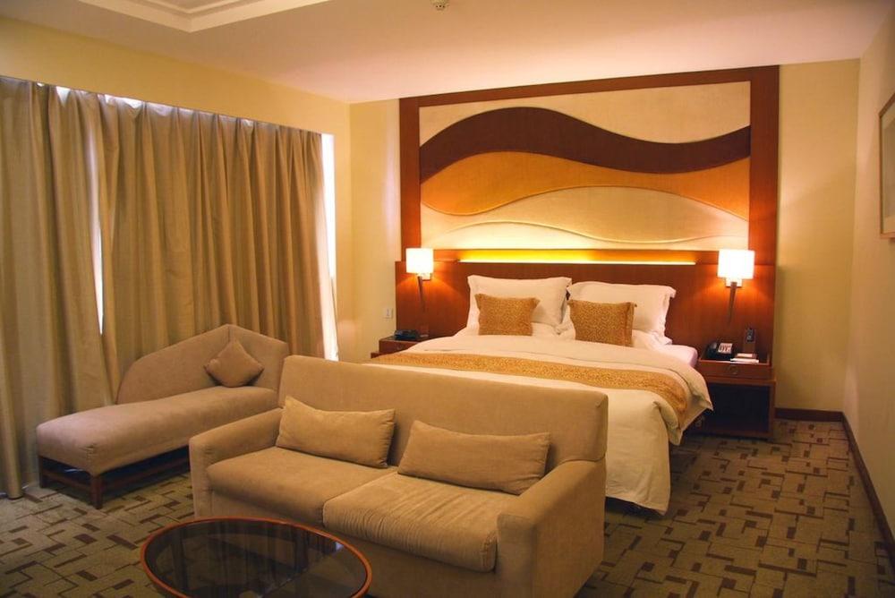 장궈 가든 호텔(Jianguo Garden Hotel) Hotel Image 10 - Living Room