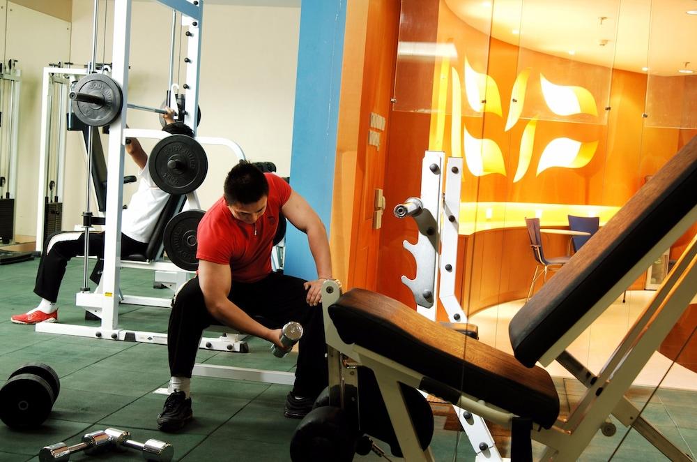 장궈 가든 호텔(Jianguo Garden Hotel) Hotel Image 18 - Sports Facility