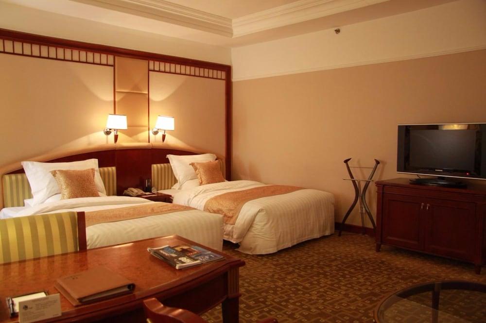 장궈 가든 호텔(Jianguo Garden Hotel) Hotel Image 5 - Guestroom
