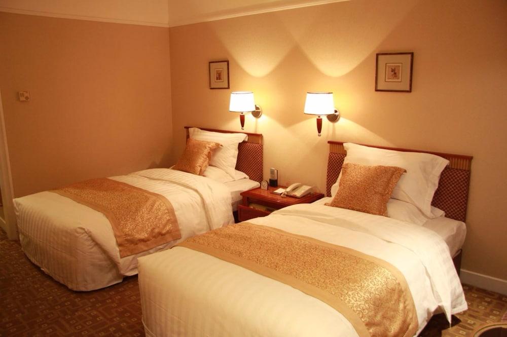 장궈 가든 호텔(Jianguo Garden Hotel) Hotel Image 6 - Guestroom
