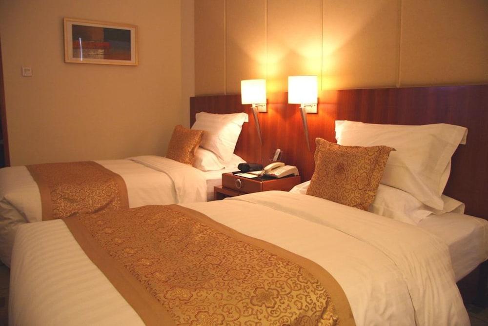 장궈 가든 호텔(Jianguo Garden Hotel) Hotel Image 11 - Living Room