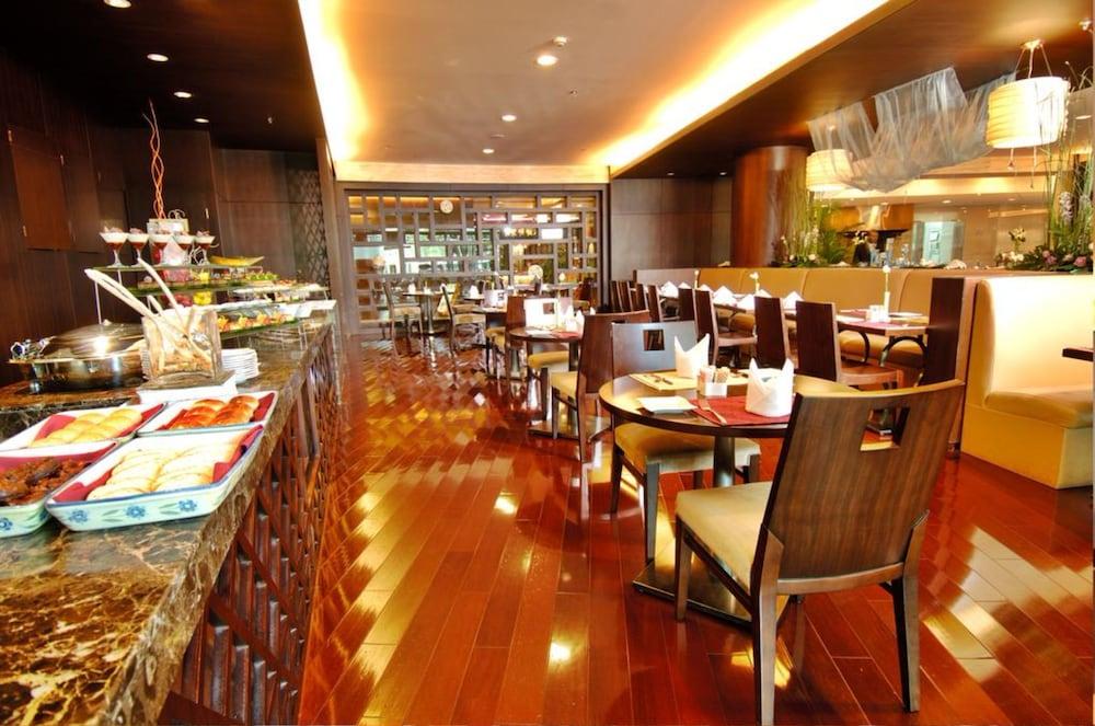 장궈 가든 호텔(Jianguo Garden Hotel) Hotel Image 21 - Breakfast Area