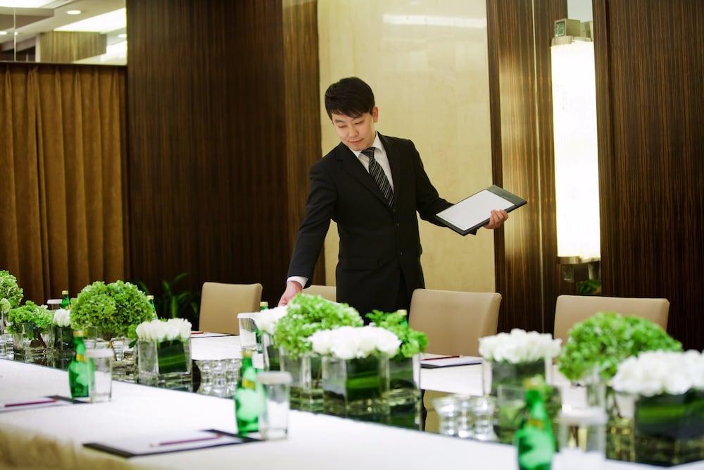 장궈 가든 호텔(Jianguo Garden Hotel) Hotel Image 20 - Property Amenity