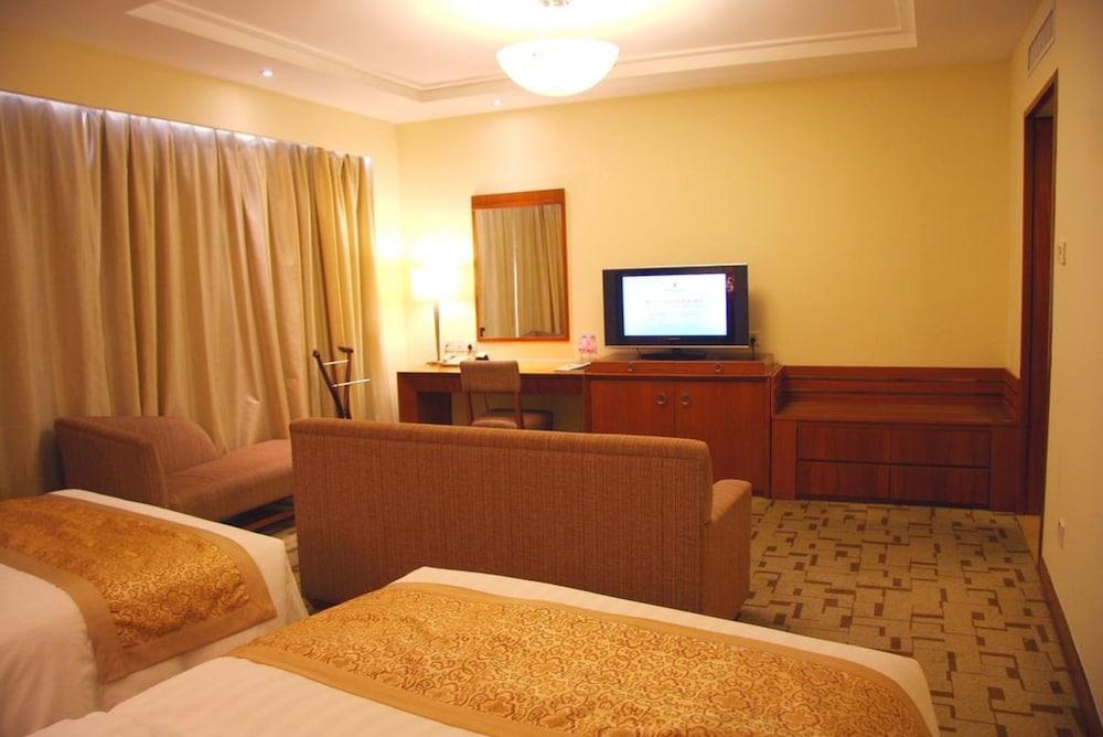 장궈 가든 호텔(Jianguo Garden Hotel) Hotel Image 13 - Living Room