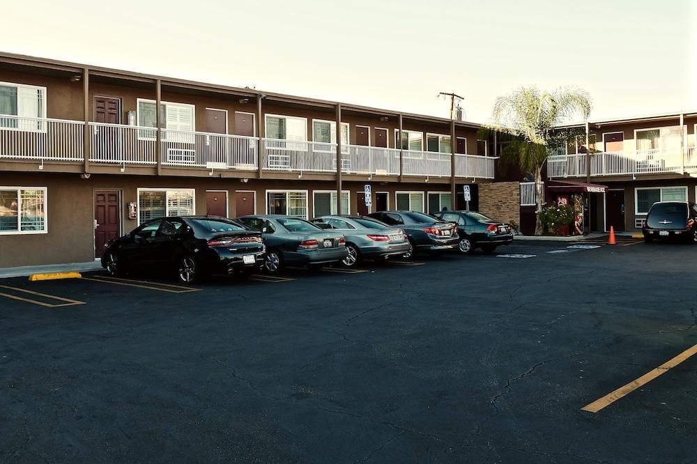 앤젤스 모텔 피코 리베라(Angels Motel Pico Rivera) Hotel Image 25 - Property Grounds