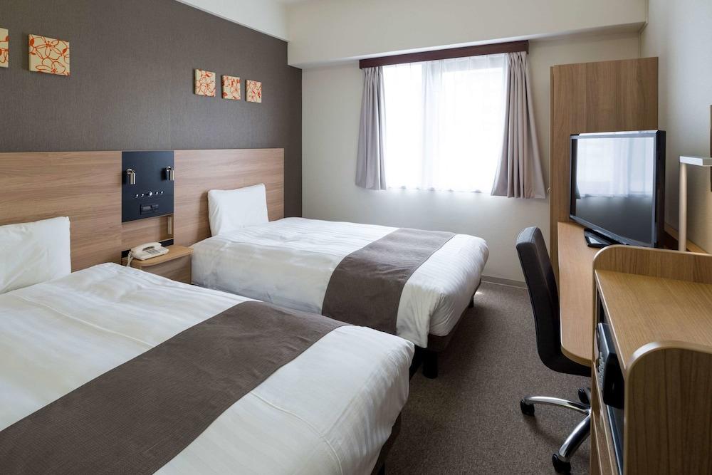 컴포트 호텔 사카이(Comfort Hotel Sakai) Hotel Image 8 - Guestroom