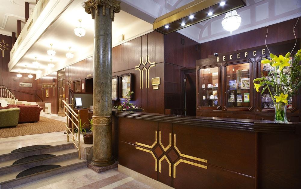 오레아 스파 호텔 보헤미아(Orea Spa Hotel Bohemia) Hotel Image 3 - Reception