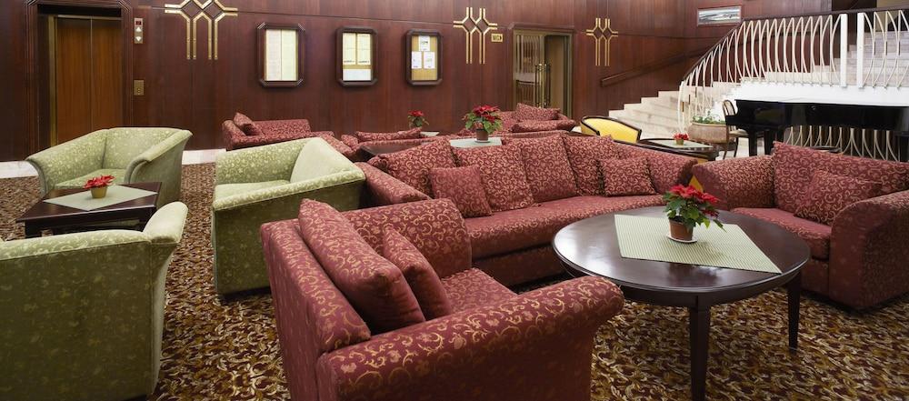 오레아 스파 호텔 보헤미아(Orea Spa Hotel Bohemia) Hotel Image 21 - Hotel Lounge