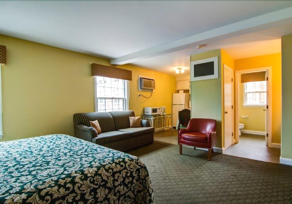 아메리카스 컵 인(Americas Cup Inn) Hotel Image 7 - Guestroom