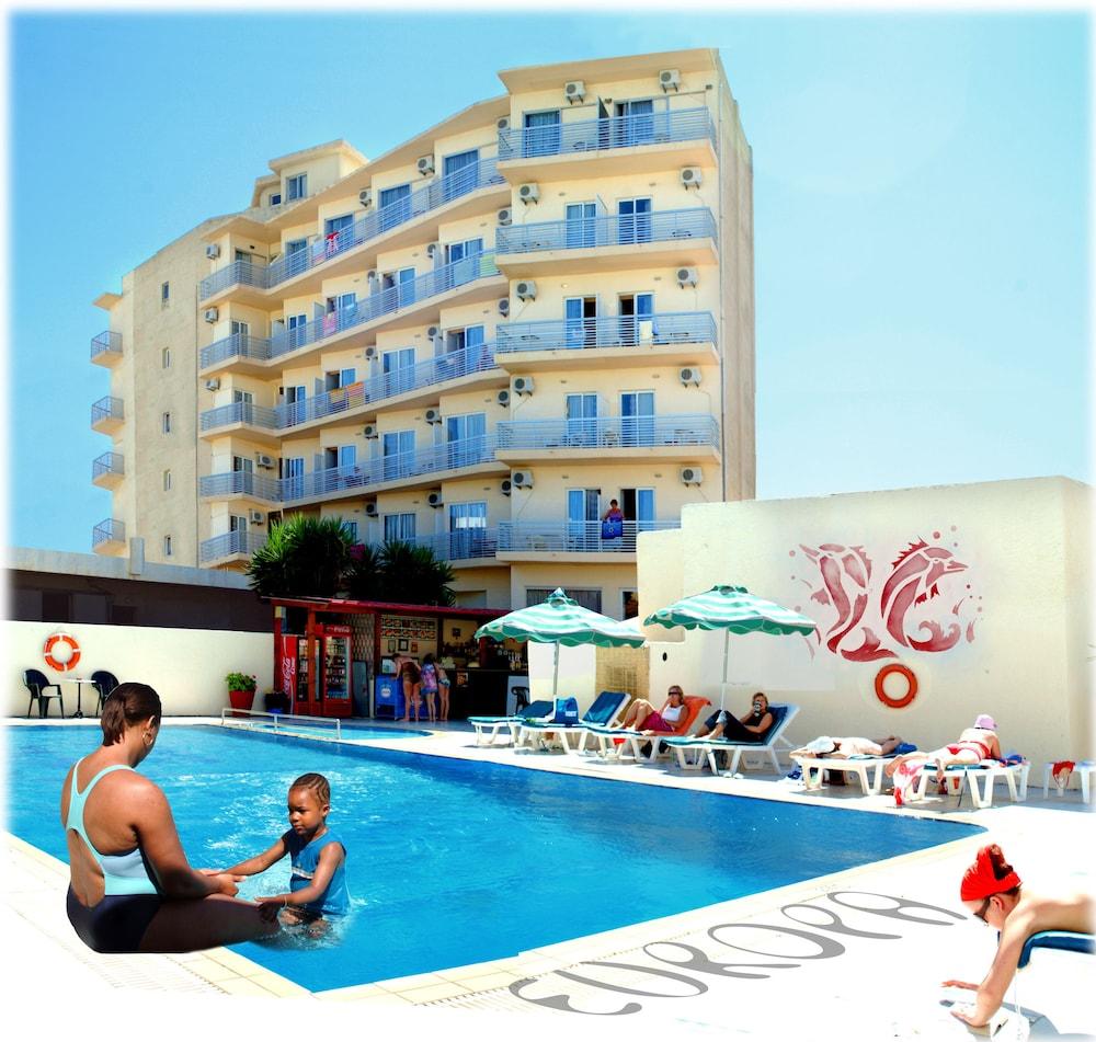 유로파 호텔(Europa Hotel) Hotel Image 31 - Exterior