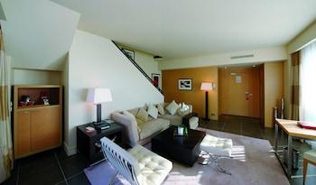 Suite, Sea View (Duplex)