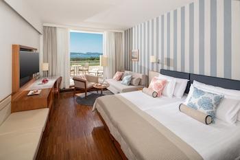 Classic Tek Büyük Yataklı Oda, Balkon, Deniz Manzaralı