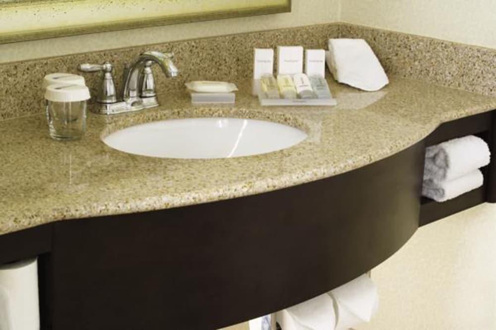 힐튼 가든 인 시애틀 노스/에버렛(Hilton Garden Inn Seattle North/Everett) Hotel Image 17 - Bathroom Sink