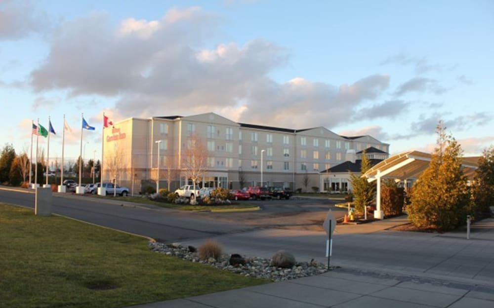 힐튼 가든 인 시애틀 노스/에버렛(Hilton Garden Inn Seattle North/Everett) Hotel Image 27 - Hotel Front