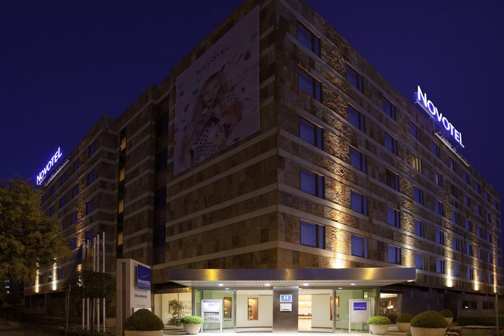 노보텔 바야돌리드(Novotel Valladolid) Hotel Image 52 - Hotel Front