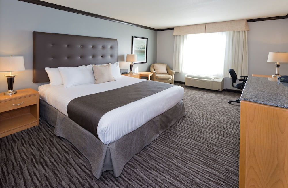 Room : Deluxe Room, 1 King Bed ($10 credit for restaurant) 19 of 63