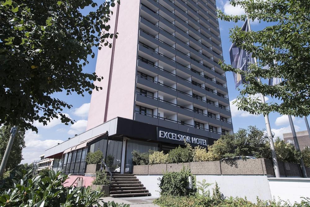 호텔 엑셀시어 루트비히스하펜(Hotel Excelsior Ludwigshafen) Hotel Image 12 - Exterior