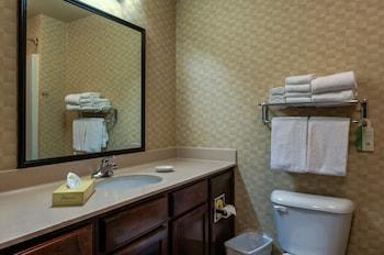 MainStay Suites St. Robert - Fort Leonard Wood - Bathroom  - #0