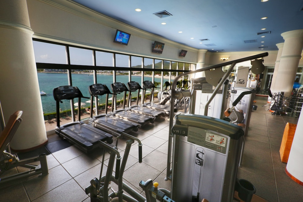 심슨 베이 비치 리조트 & 마리나(Simpson Bay Beach Resort and Marina) Hotel Image 35 - Gym