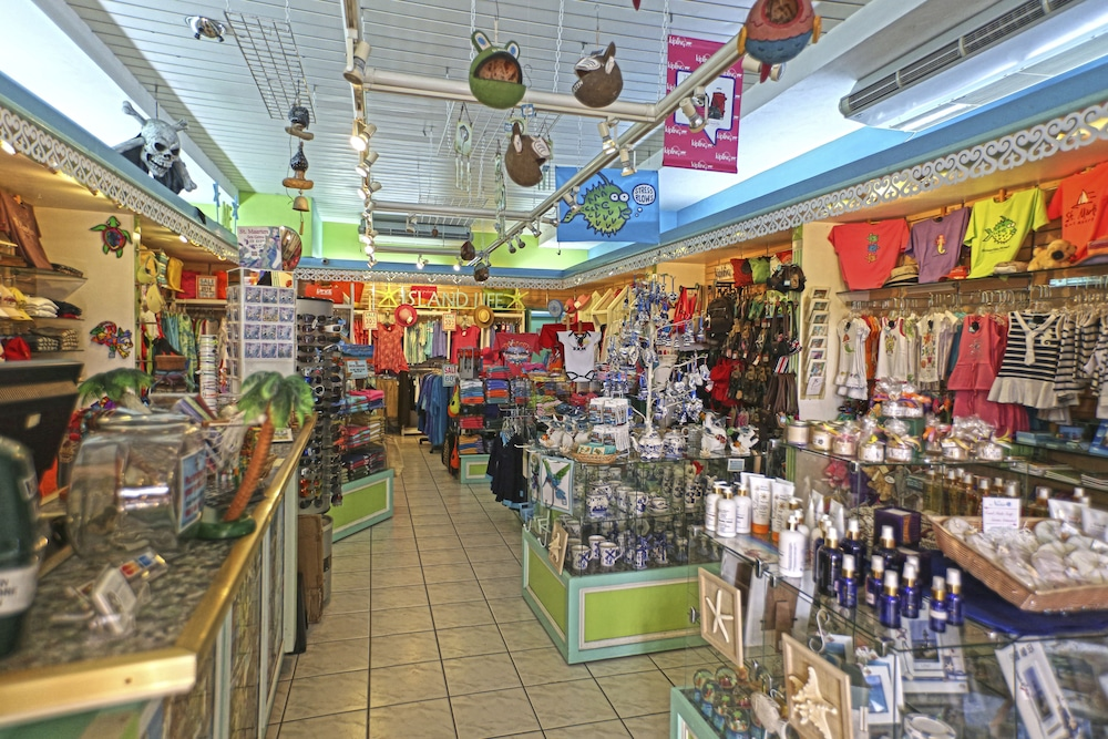 심슨 베이 비치 리조트 & 마리나(Simpson Bay Beach Resort and Marina) Hotel Image 42 - Gift Shop