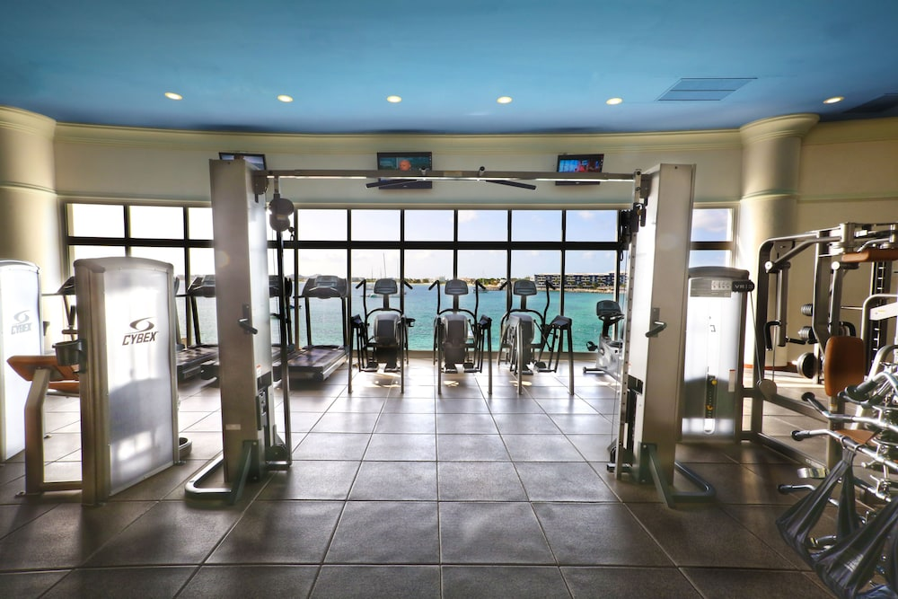 심슨 베이 비치 리조트 & 마리나(Simpson Bay Beach Resort and Marina) Hotel Image 34 - Gym