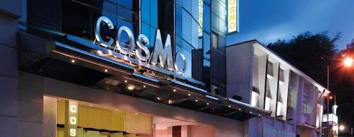 Wan Chai - Cosmo Hotel Hong Kong - z Warszawy, 1 kwietnia 2021, 3 noce