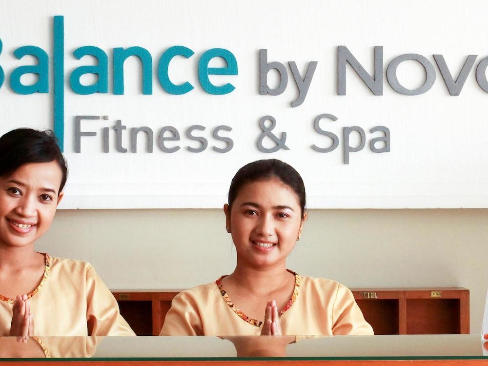 노보텔 세마랑(Novotel Semarang) Hotel Image 30 - Fitness Facility