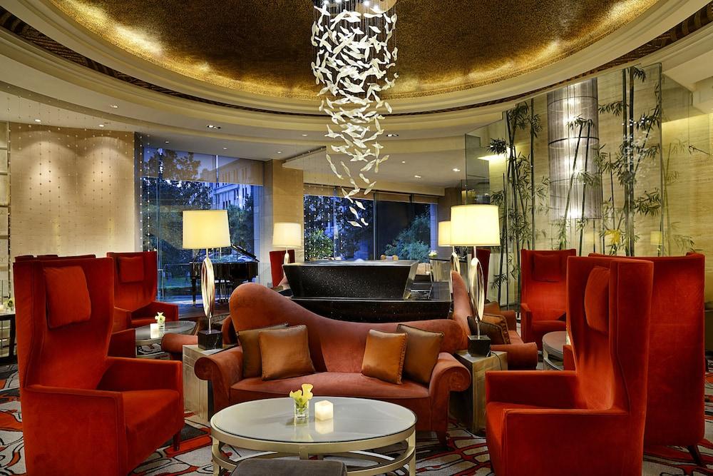 소피텔 시안 온 렌민 스퀘어(Sofitel Xian on Renmin Square) Hotel Image 41 - Hotel Lounge