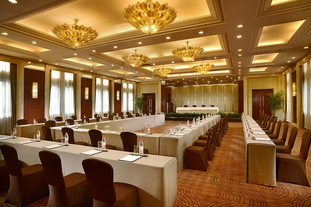 소피텔 시안 온 렌민 스퀘어(Sofitel Xian on Renmin Square) Hotel Image 44 - Meeting Facility