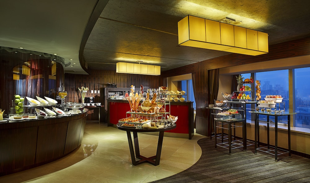 소피텔 시안 온 렌민 스퀘어(Sofitel Xian on Renmin Square) Hotel Image 39 - Hotel Bar