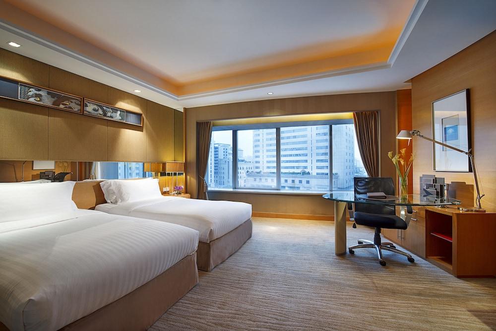 소피텔 시안 온 렌민 스퀘어(Sofitel Xian on Renmin Square) Hotel Image 6 - Guestroom