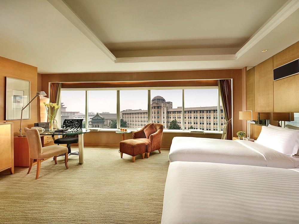 소피텔 시안 온 렌민 스퀘어(Sofitel Xian on Renmin Square) Hotel Image 14 - Living Room
