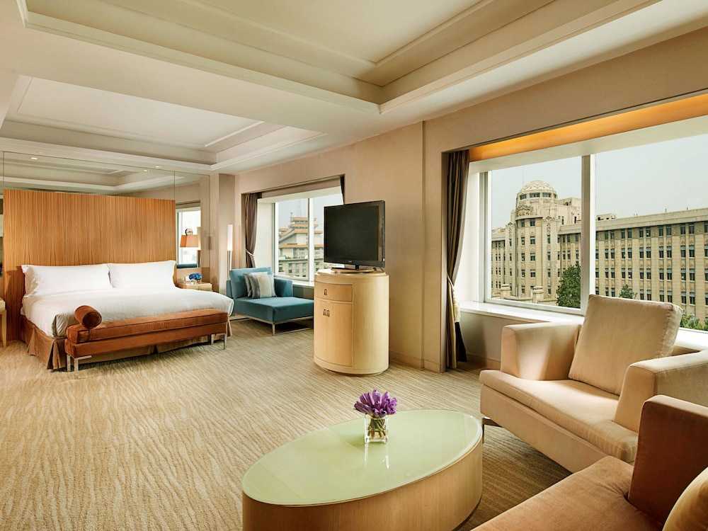 소피텔 시안 온 렌민 스퀘어(Sofitel Xian on Renmin Square) Hotel Image 15 - Living Room