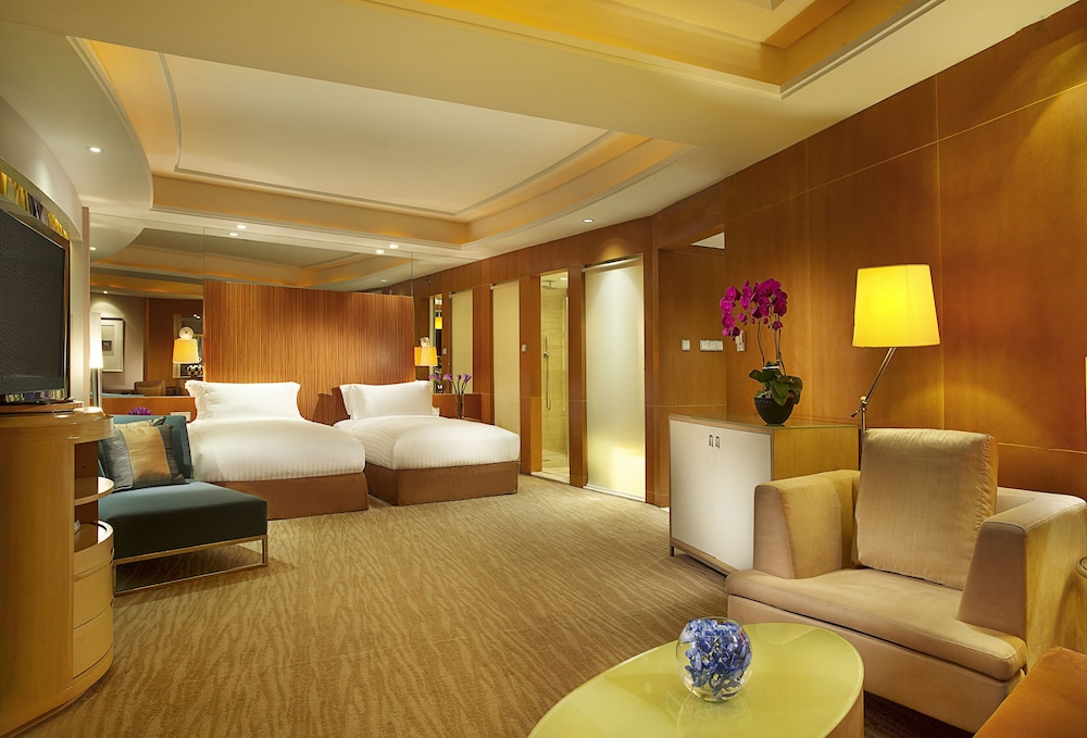 소피텔 시안 온 렌민 스퀘어(Sofitel Xian on Renmin Square) Hotel Image 9 - Guestroom