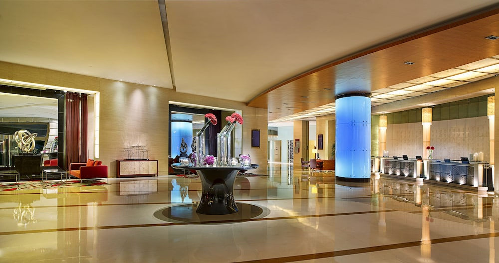 소피텔 시안 온 렌민 스퀘어(Sofitel Xian on Renmin Square) Hotel Image 3 - Lobby