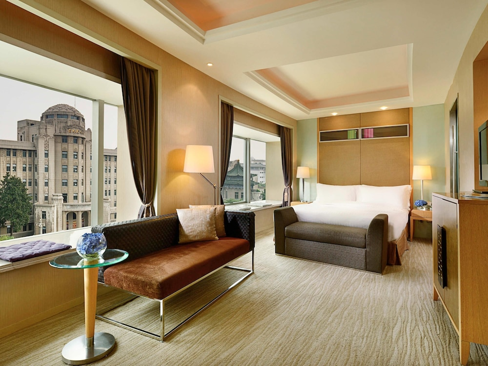 소피텔 시안 온 렌민 스퀘어(Sofitel Xian on Renmin Square) Hotel Image 16 - Living Room