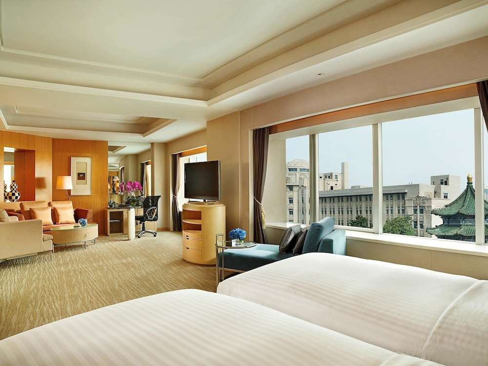 소피텔 시안 온 렌민 스퀘어(Sofitel Xian on Renmin Square) Hotel Image 17 - Living Room