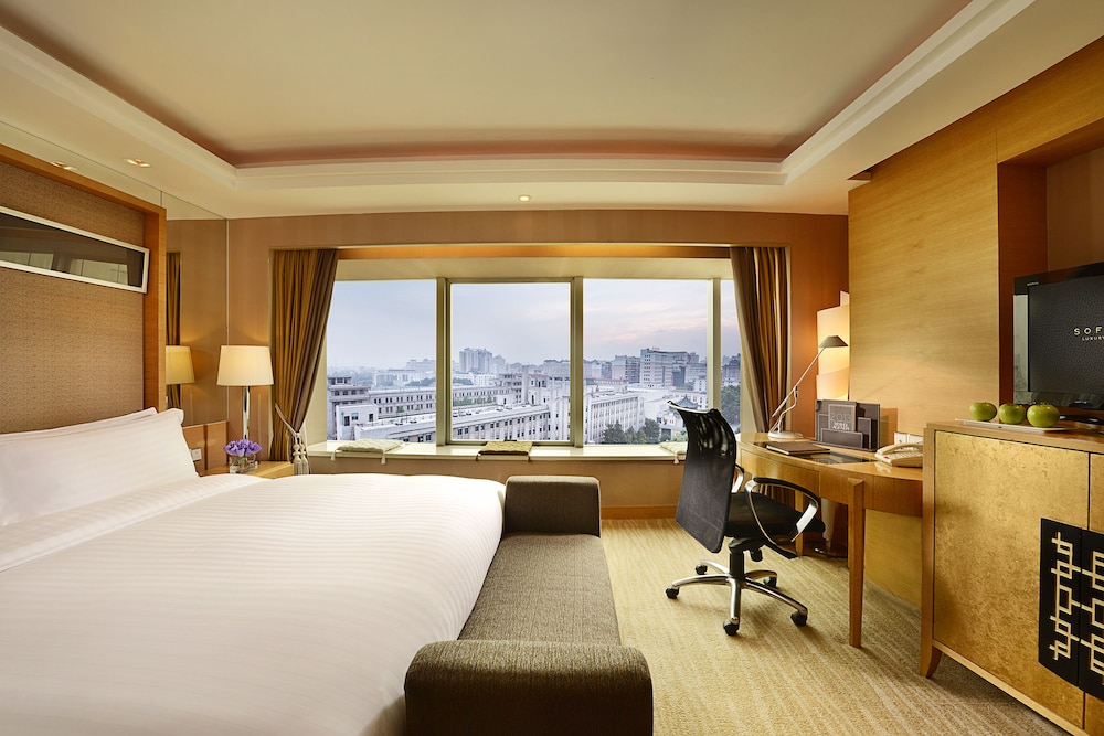 소피텔 시안 온 렌민 스퀘어(Sofitel Xian on Renmin Square) Hotel Image 28 - Guestroom